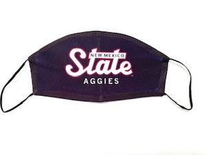 New Mexico State Aggies Retro Sublimated Mask