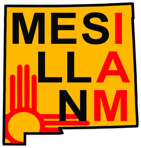 Mesilla I Am Decal