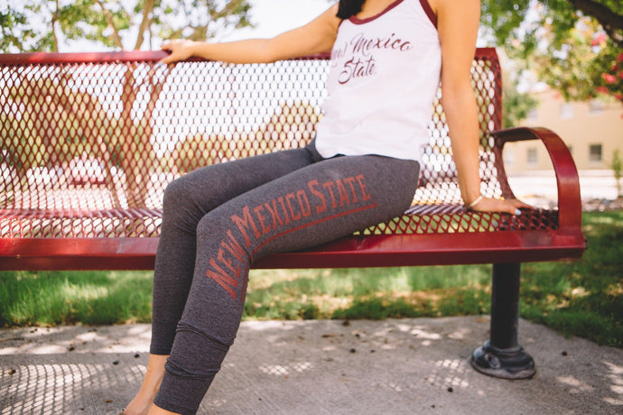New Mexico State Leggings