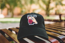Load image into Gallery viewer, Rosie Guns Up Dad Cap
