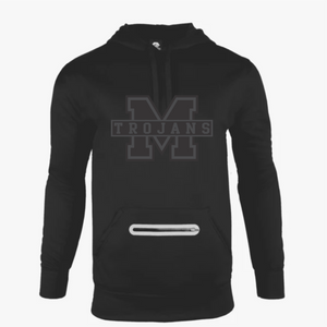 MHS Midnight Tech Fleece Gear Pocket Hoodie