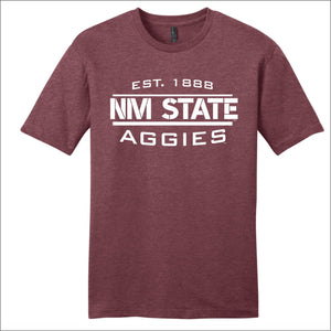 NM State Aggies Stamp Tee