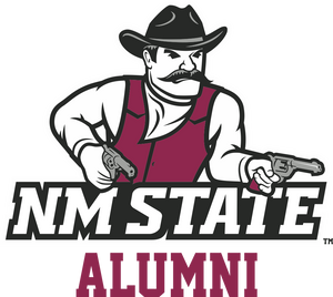 NM State Pete Alumni Decal