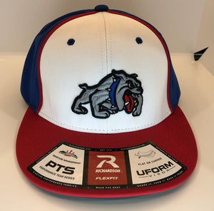 LCHS Bulldawg PTS20 3D Puff Hat