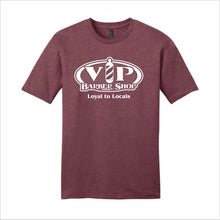 Load image into Gallery viewer, VIP Barbershop Loyal To Locals Tee