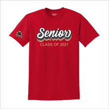 Load image into Gallery viewer, Senior 2021 Tee