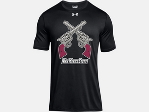 UA Crossed Guns New Mexico State Locker Tee
