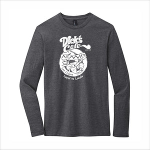 Dick's Cafe Loyal To Locals Long-Sleeve Tee
