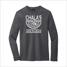 Load image into Gallery viewer, Chala's Loyal To Locals Long-Sleeve Tee