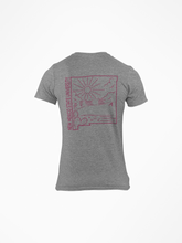 Load image into Gallery viewer, Aggie Night and Day Dark Heather Tee