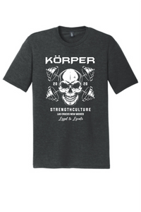 Körper Strength Culture Tri-Blend Tee