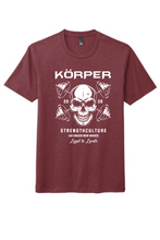 Load image into Gallery viewer, Körper Strength Culture Tri-Blend Tee
