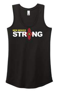 New Mexico Strong EST Ladies' Racerback Tank