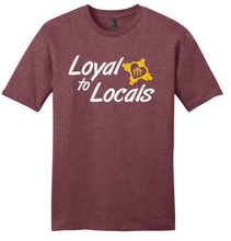 Load image into Gallery viewer, Loyal To Locals Tee