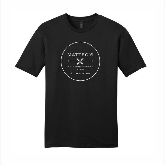 Matteo's Loyal To Locals Tee