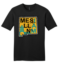 Load image into Gallery viewer, Mesilla I Am Tee (Teal Logo)