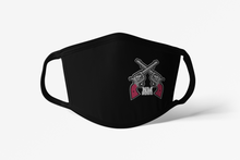 Load image into Gallery viewer, NM State Crossed Guns Fabric Face Masks