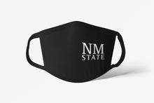 Load image into Gallery viewer, NM State Stacked Fabric Face Masks