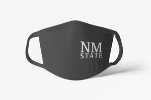 NM State Stacked Fabric Face Masks