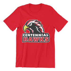 Centennial Hawks Youth Tee