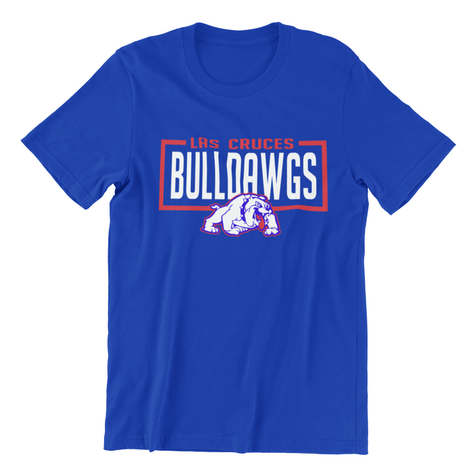 Youth LCHS Bulldawgs Mascot Tee