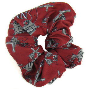 NM State Stack Scrunchie