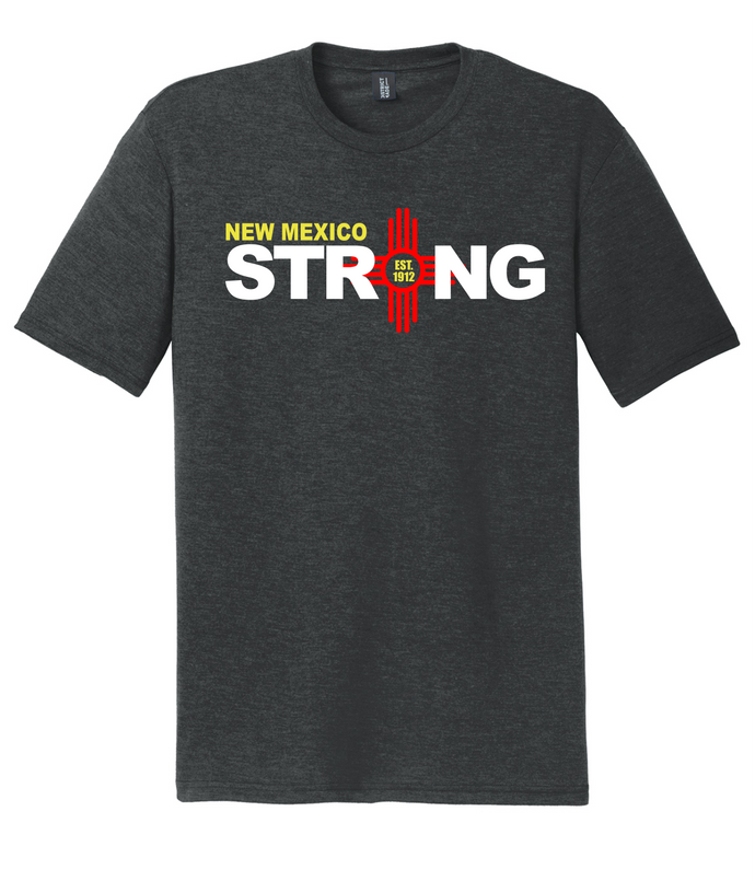 NM Strong EST Tri-Blend Tee