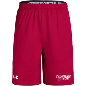 New Mexico State Football UA M's Pocketed Raid Shorts