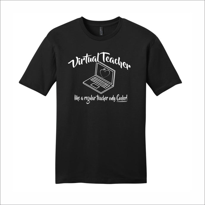 Virtual Teacher Loyal To Locals Tee
