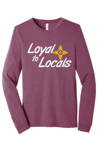Loyal To Locals Long-Sleeve Tee