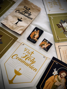 St. Joseph First Communion Party Package