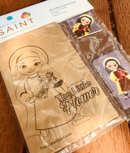 Load image into Gallery viewer, St. Thérèse of Lisieux Party Favor Bag Sets