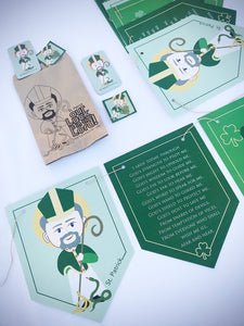 St. Patrick's Day Party Set