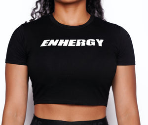 ENHERGY CROPPED TOP