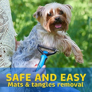 Professional Dematting Tool for Dogs