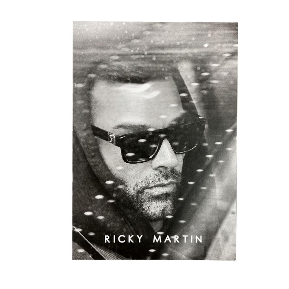 Ricky Martin Deluxe Picture Book