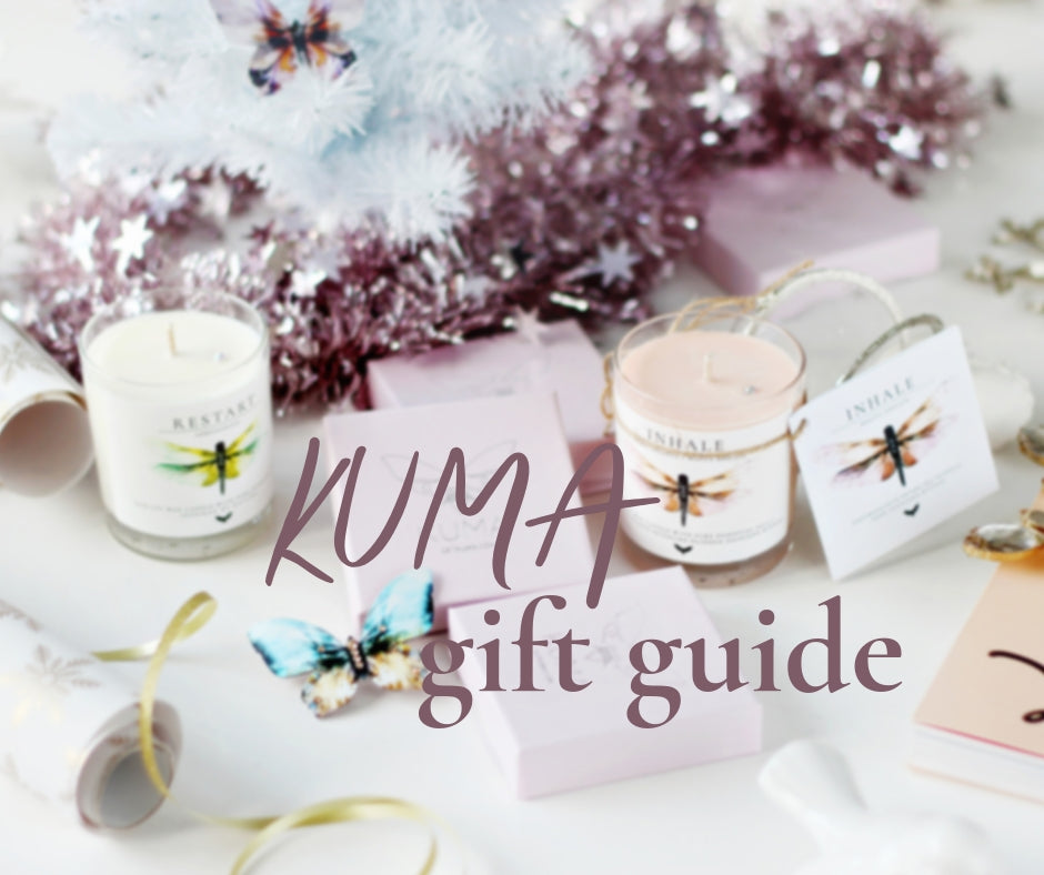 KUMA Gift Guide - part one