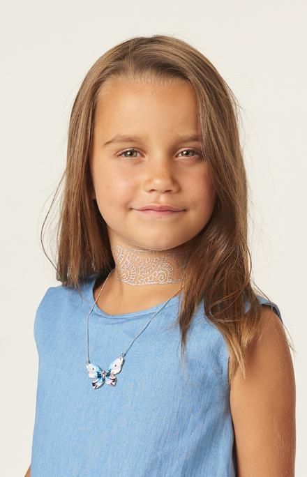 Twilight Catcher Butterfly Necklace Kids - KUMA Design Store