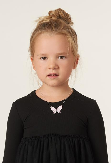 La Parisienne Kids Butterfly Necklace - KUMA Design Store