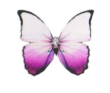 Pilv Butterfly Brooch
