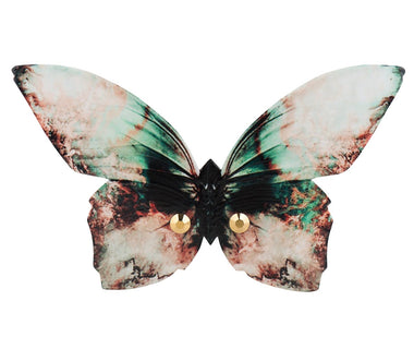 Prosperity Butterfly Brooch