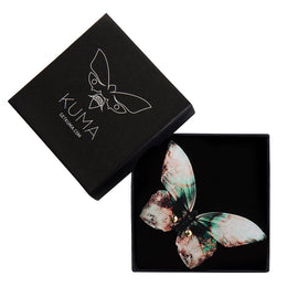 Prosperity Butterfly Brooch - KUMA Design Store