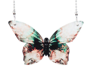 Prosperity Butterfly Necklace