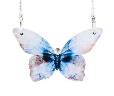 Spirituality Butterfly Necklace