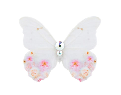 Mini Butterfly Spring Halo