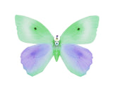 Urban Rainbow Butterfly Brooch - KUMA Design Store