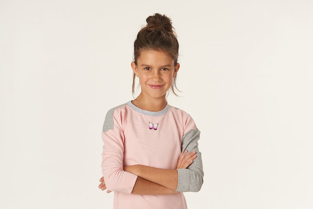 June Kids Butterfly Necklace - KUMA Design Store