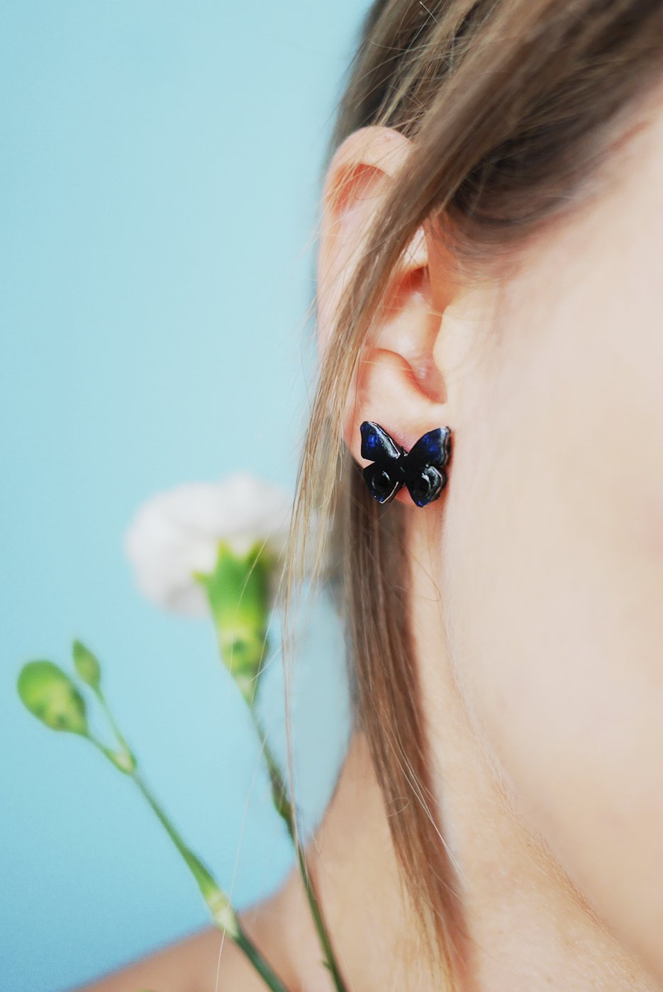 Night Sky Earrings - KUMA Design Store