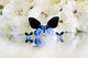 Ice Queens Butterfly Earrings