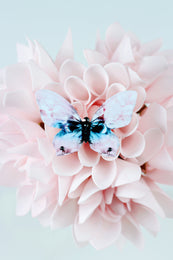 Blue Lagoon Butterfly Brooch - KUMA Design Store
